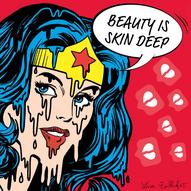 Beauty is skin deep