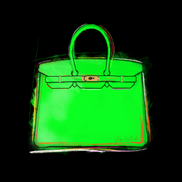 the green bag