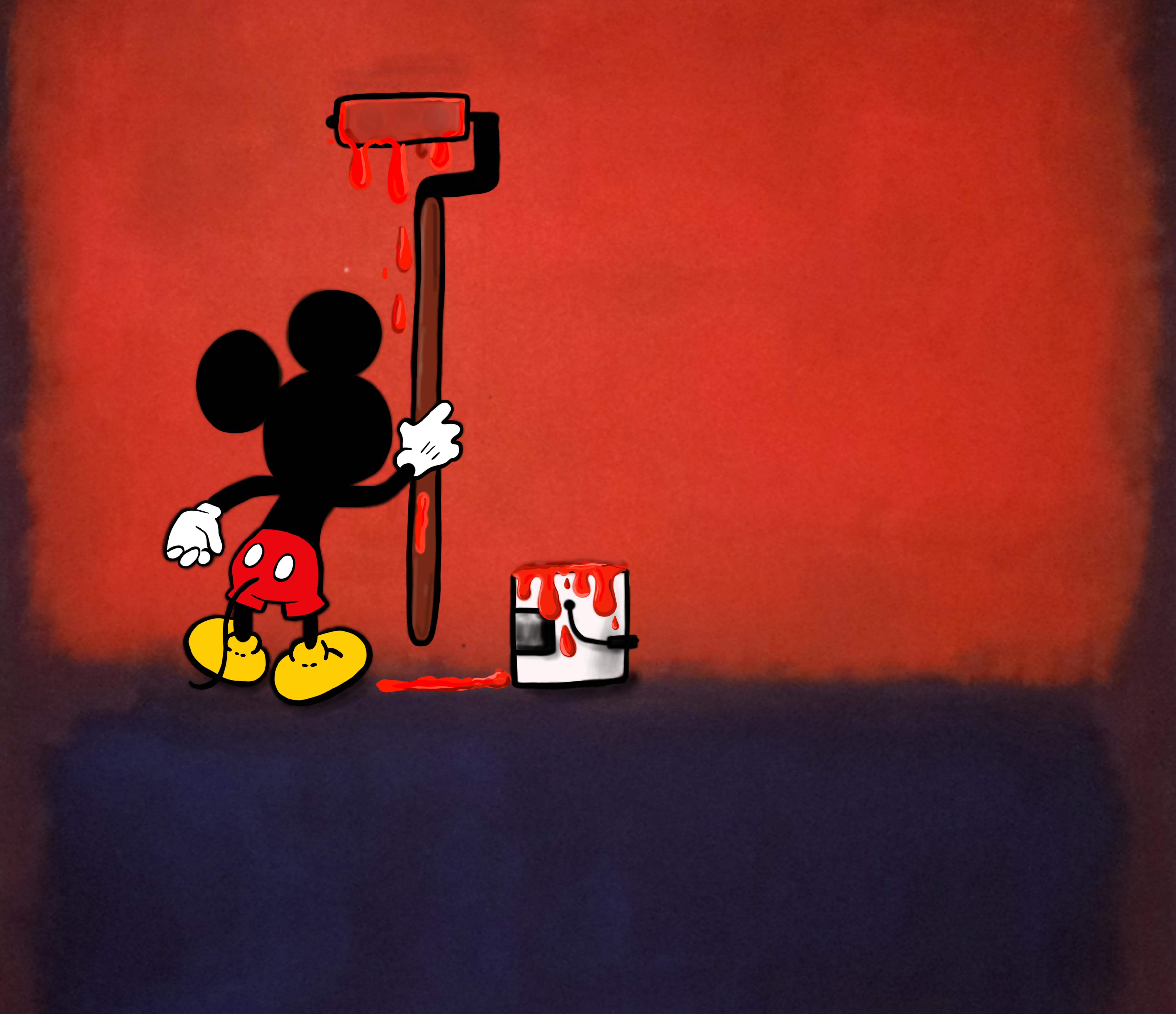 Rothko-Mickey1