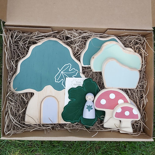 Maple Keeper Gift Set