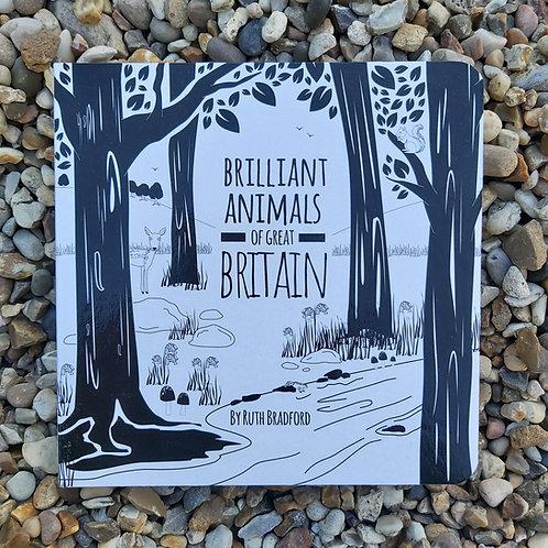 Brilliant Animals of Great Britain