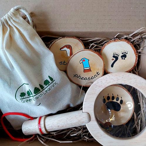 Animal Tracks Gift Set