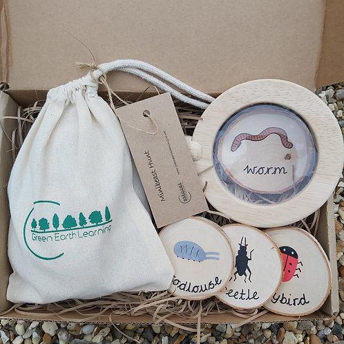 Minibeast Hunt Gift Set