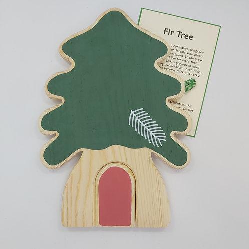 Fir Tree Keeper House