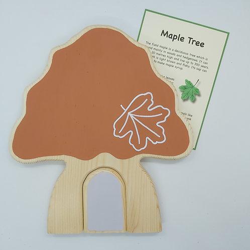 Maple Tree Keeper House - Autumn
