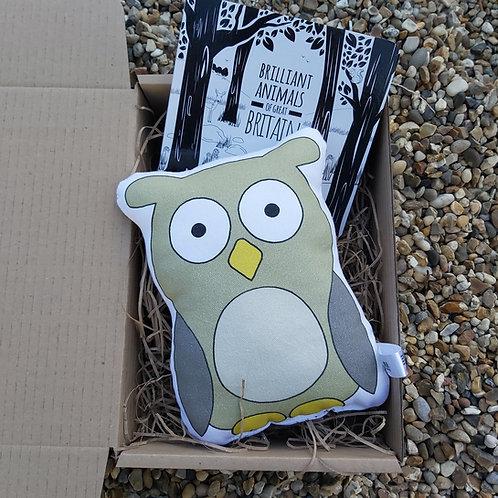 Owl Gift Set