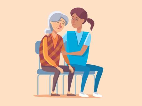 Caregiver Burnout Tips