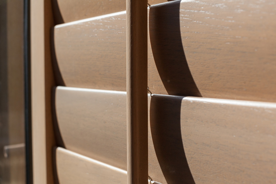 Solid Timber - Stained