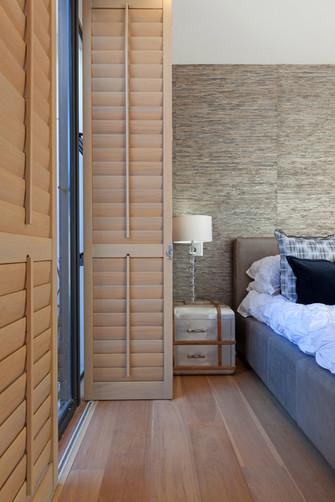 Oak Wash Timber Shutters