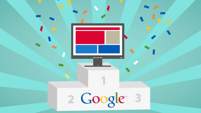 Como o Google Ads decide se o seu anúncio será exibido em primeiro ou último lugar nas pesquisas?
