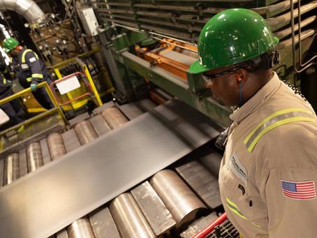 Nucor Steel Sedalia to be featured as 2021 Sedalia Showcase Company