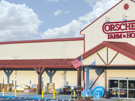 Orscheln Farm and Home merges with Tractor Supply Company