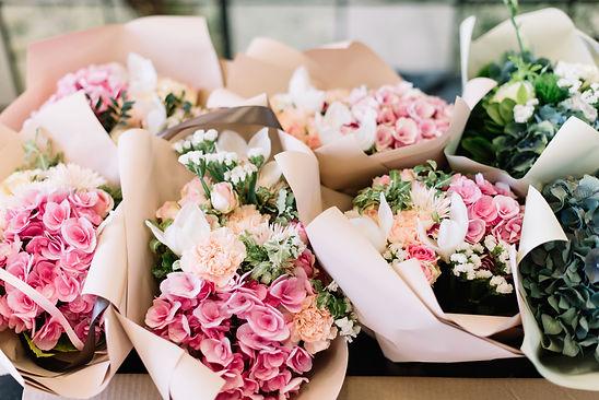 Florists, English Garden & Antiques