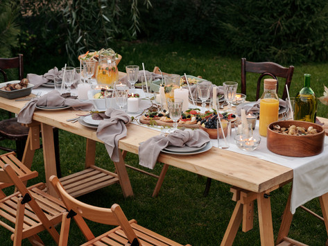 A Guide for Hosting a Garden Party