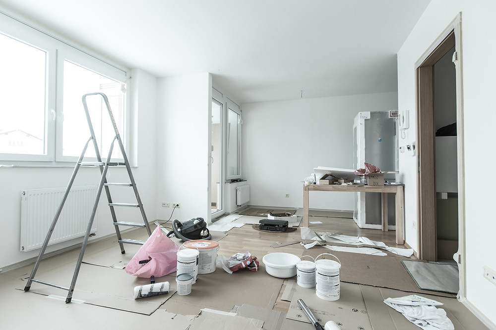 Renovating your property