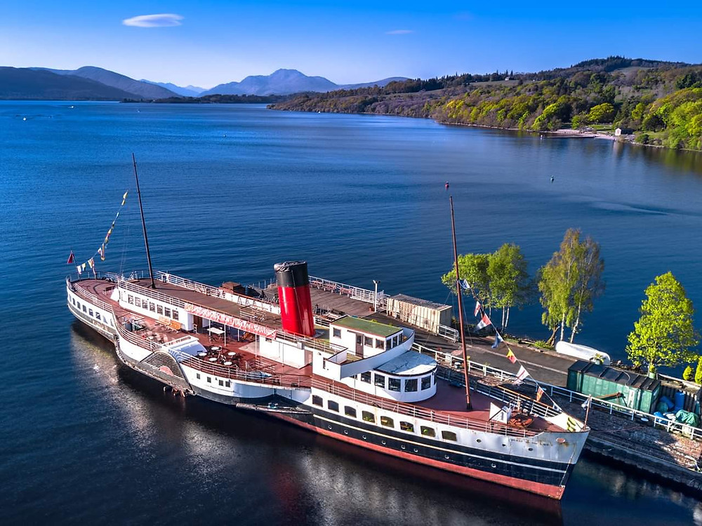 Wedding venues UK, Maid of the Loch