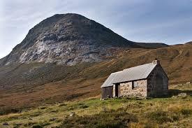 Bothies Scotland, UK