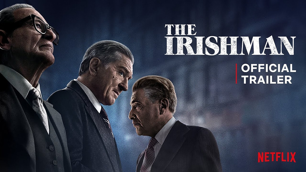The Irishman. Netflix, what to watch on Netflix