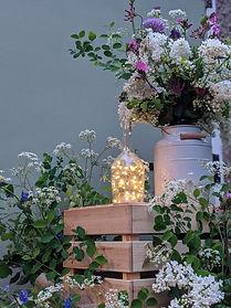 Spring Wood Flowers - Workshop-based florist covering West Yorkshire    