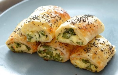 cauliflower and cheese rolls recipe, Christmas Canape Recipes