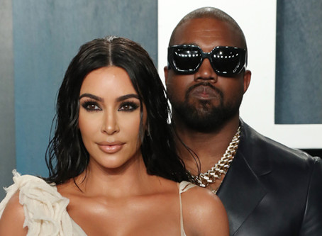 Kayne congratulates his wife after her beauty brand sale