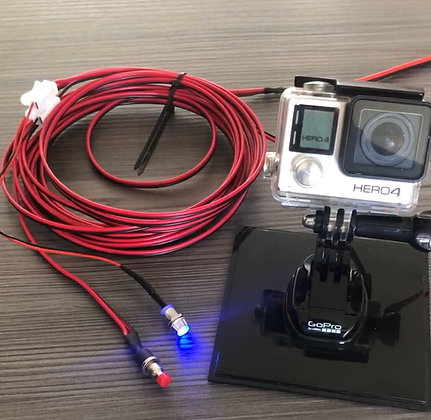 Hero 4 LED status light