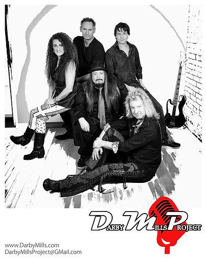 B & W RED Darby Mills Poster.jpg