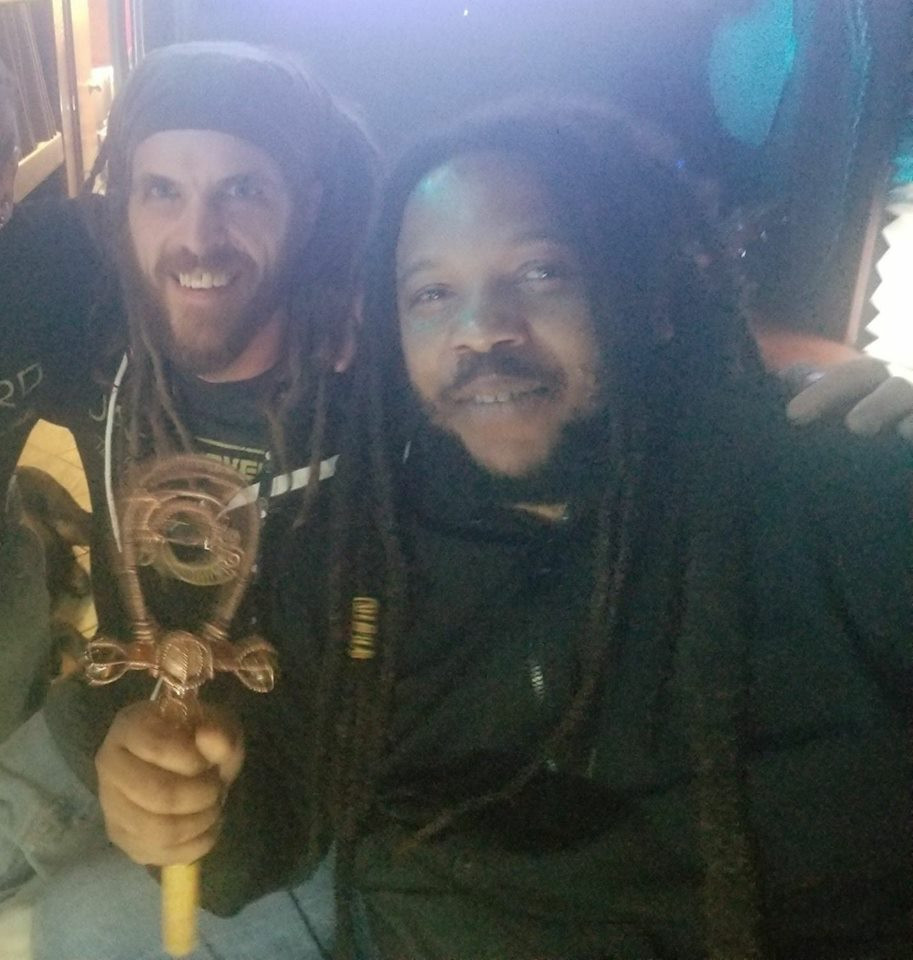 Stephen Marley and Me