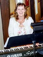 Patricia Barnes Music Director Keyboard