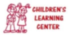 boy girl Children's Learning Center logo
