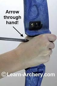 Arrow through hand.webp