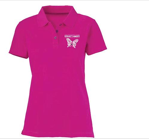 Dress Down Dress Pink Polo Shirt