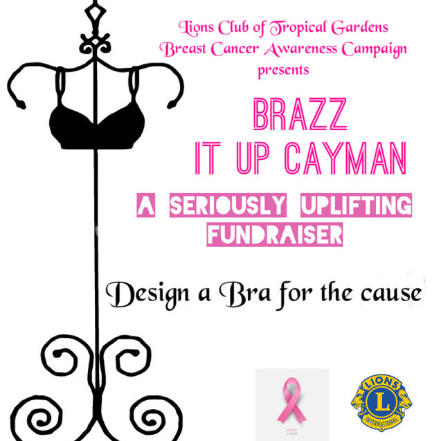 REGISTRATION EXTENDED: BRAZZ IT UP CAYMAN: A SERIOUSLY UPLIFTING FUNDRAISER