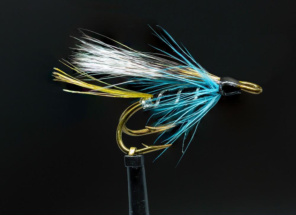 En Blue Charm er velkjent for de fleste laksefiskere med respekt for faget!