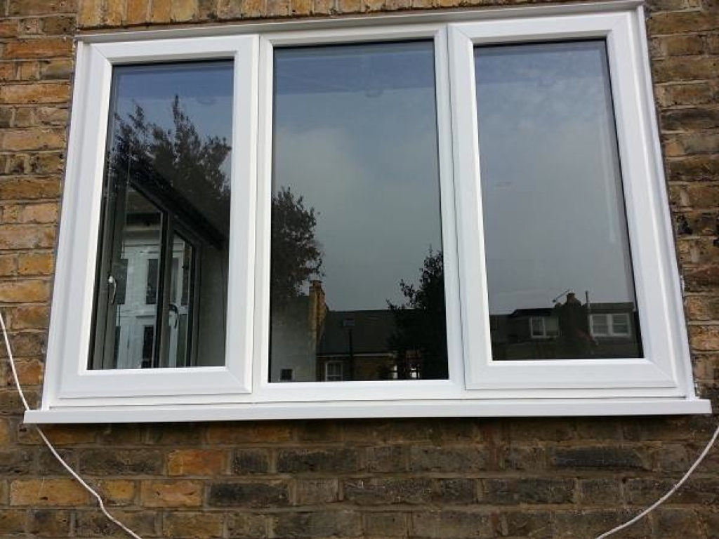 upvc window installation