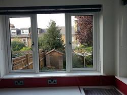 upvc double glazed kitchen window