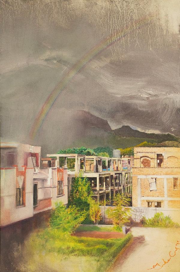 Rainbow over nameless street.jpg