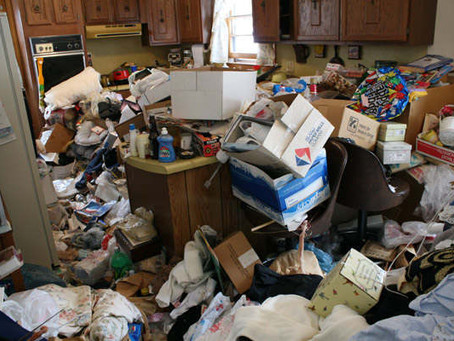 Recognizing the Signs of a Hoarder