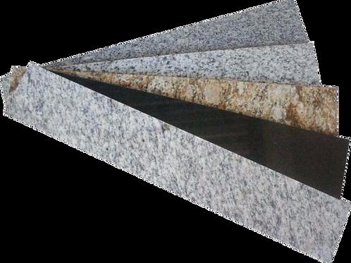 Soleiras de Mármore ou Granito 14X70