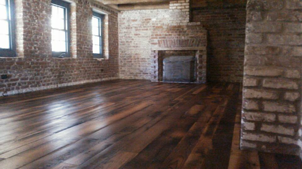Reclaimed Antique Oak