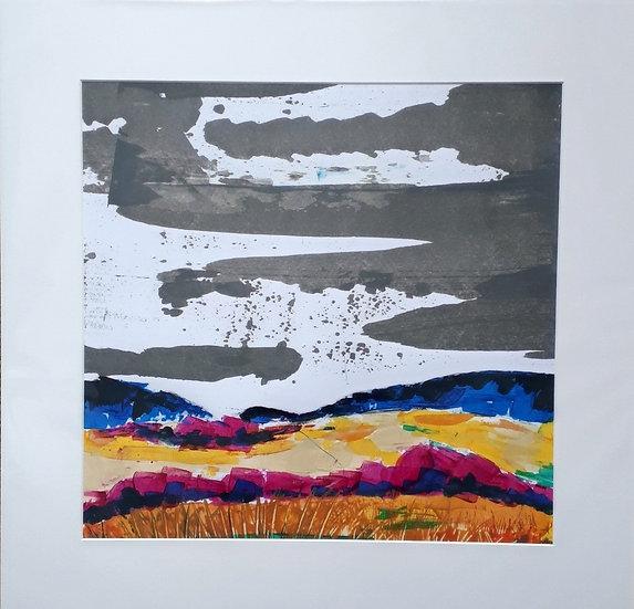Original Painting - Break in the Clouds