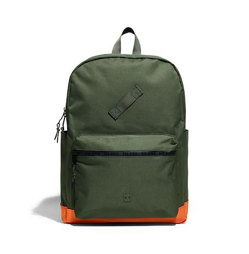 Bulto Classic - Green/Orange