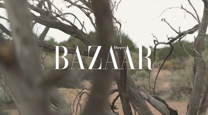 "Fashion Film - ""Call of the Wild"" for Harper's Bazaar"