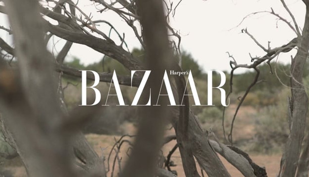 "Fashion - ""Call of the Wild"" for Harper's Bazaar"