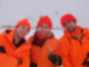 hunting venison
