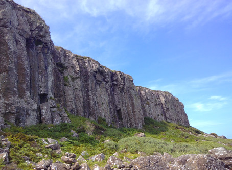 Rock Climbing at the Gala