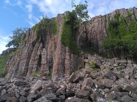Ulva Ferry climbing
