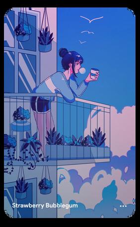 Strawberry Bubblegum | OURSONG