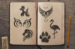 Sketchbook Mockup 5