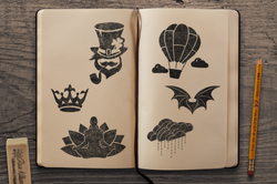 Sketchbook Mockup 7